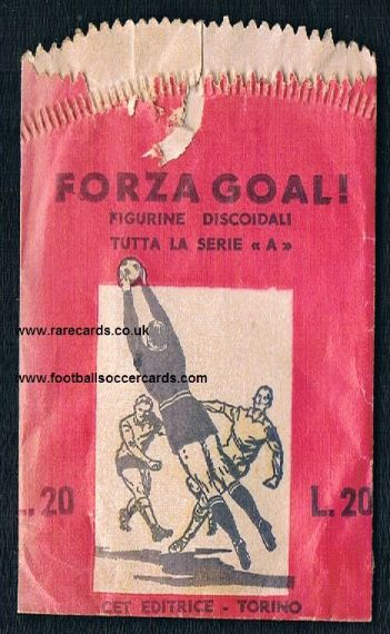 1967 Forza Goal! by CET of Torino